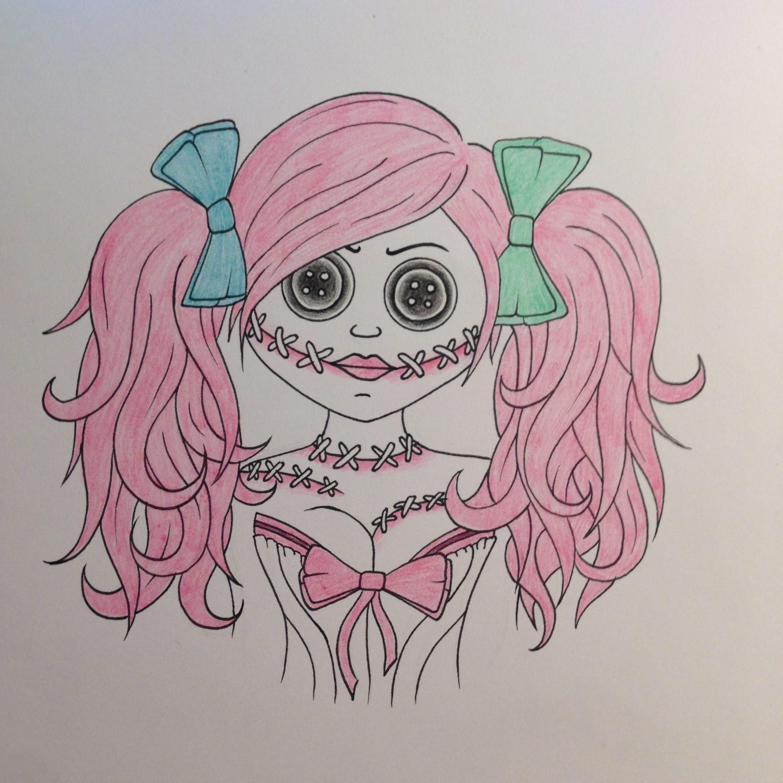 Doll Fanart