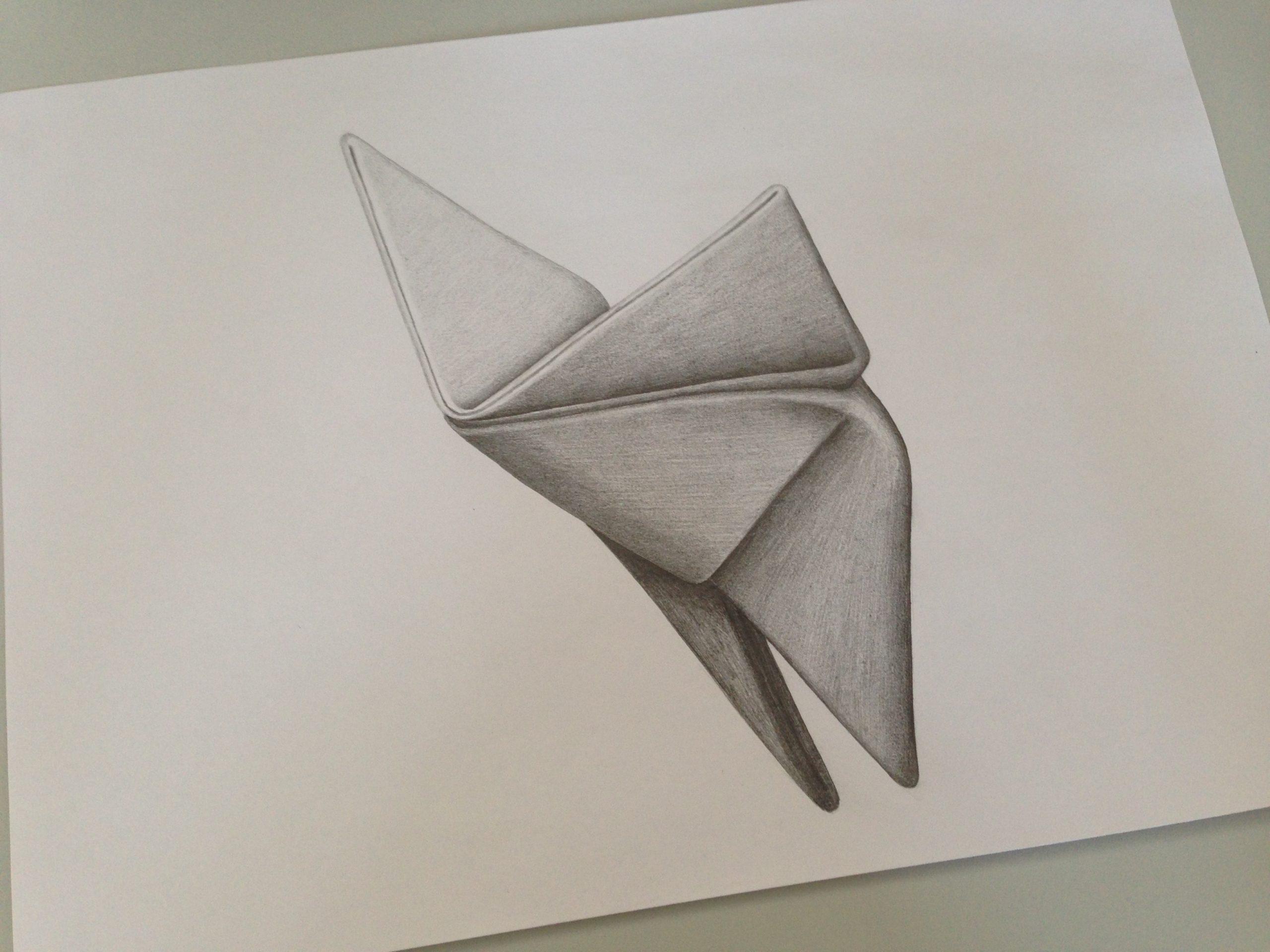 OrigamiSchmetterling