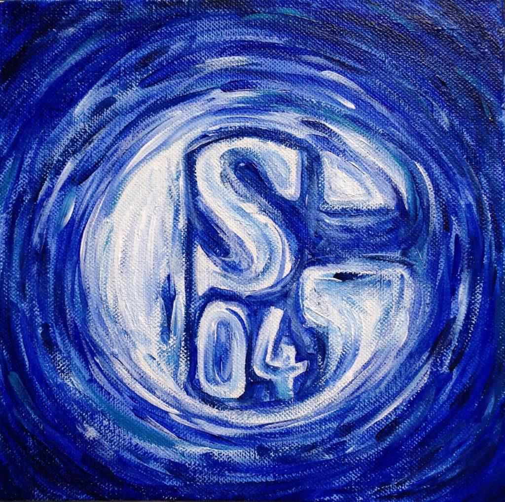 Schalke-Acryl