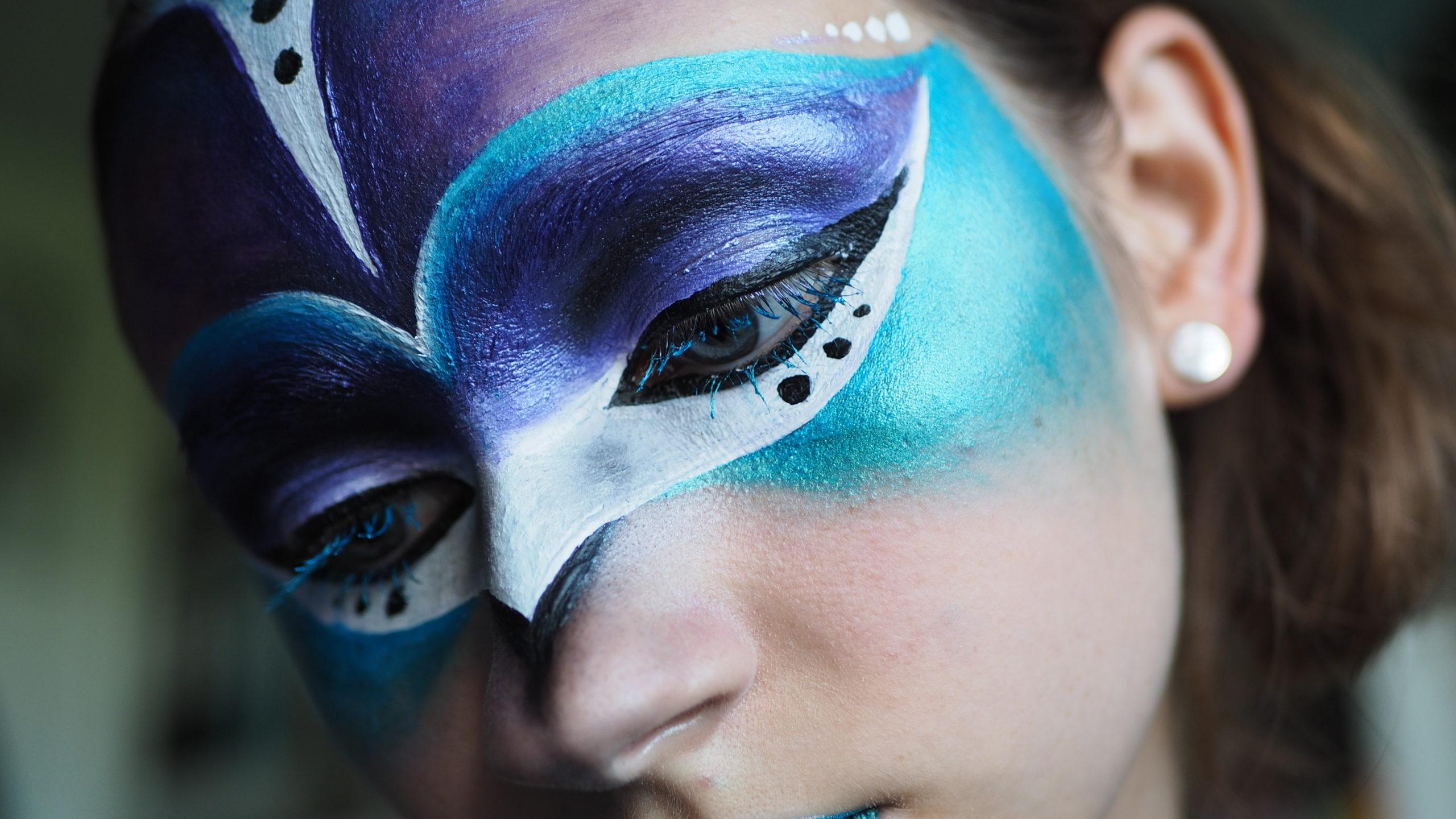 Schimmernde_Maske