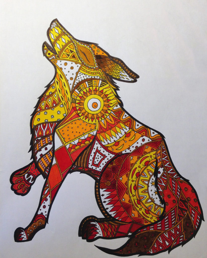 Sonnenwolf